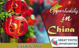Scholarship and Opportunities in China