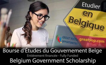 Belgium Government Scholarship ARES