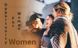 Opportunity for Women