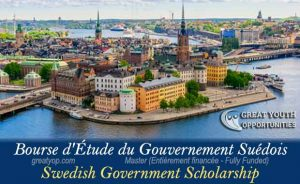 Swedish Government Scholarship - Swedish Institute Scholarship
