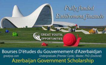 Azerbaijan Government Scholarship
