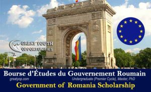Government of Romania Scholarship
