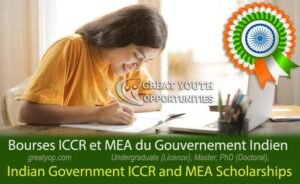 Indian Government ICCR Scholarship