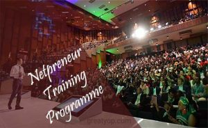 Netpreneur Training programme
