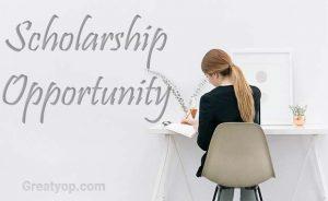 scholarship scholar opportunity