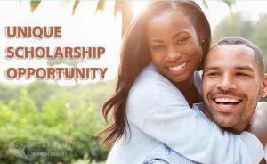 unique scholarship opportunity