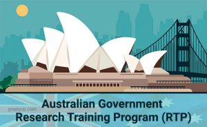 Australian Government Research Training Program Scholarships