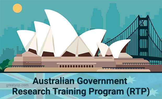 Australian Government Research Training Program Scholarships