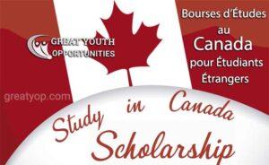 Bourses d'Études au Canada