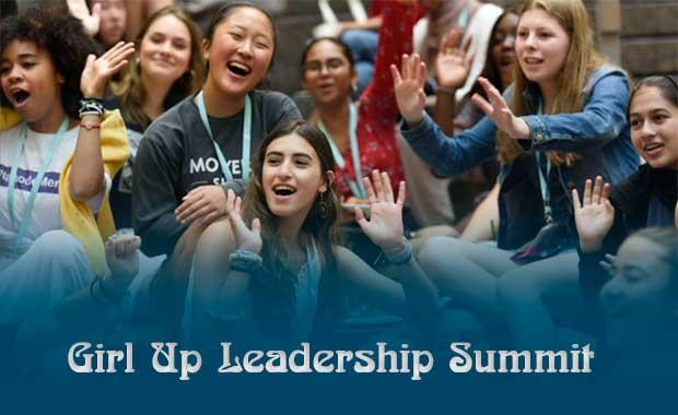 Girl Up Leadership Summit 2020