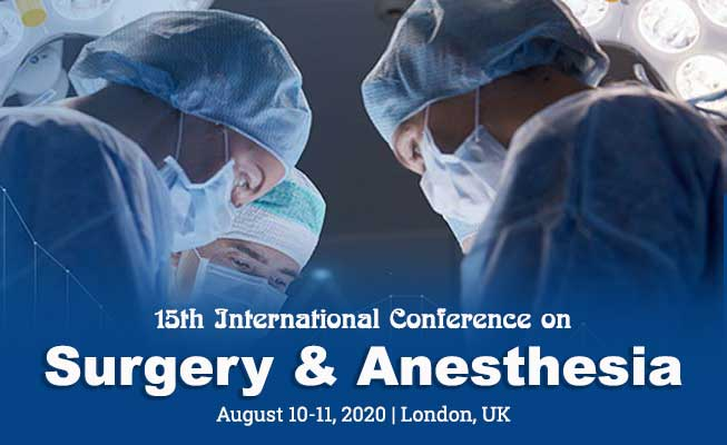 15th International Conference on Surgery and Anesthesia