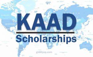 KAAD Scholarship