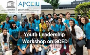 Youth Leadership Workshop on GCED