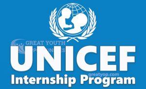 UNICEF Internship and jobs