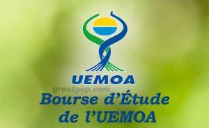 Bourse d'études de l'UEMOA