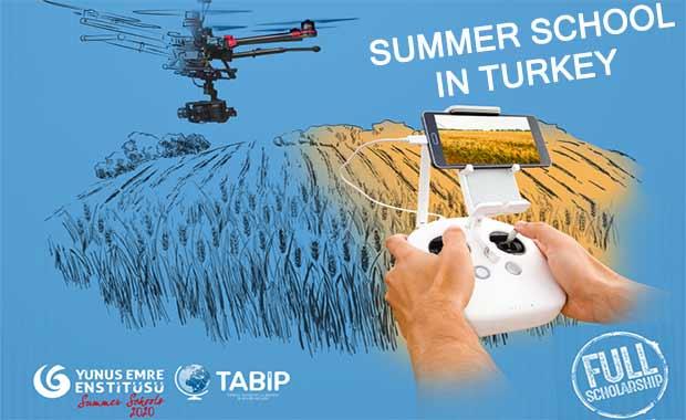 Turkish Summer School Scholarship