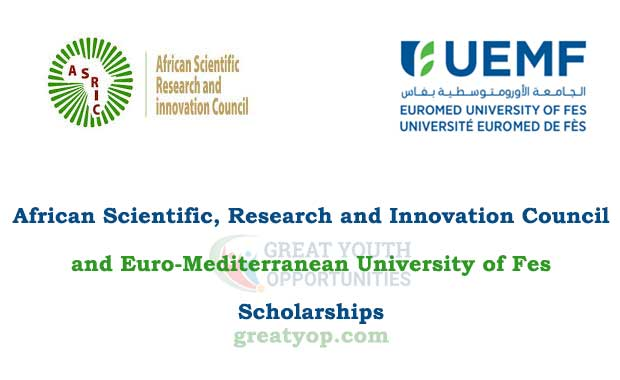 ASRIC and UEMF Scholarships