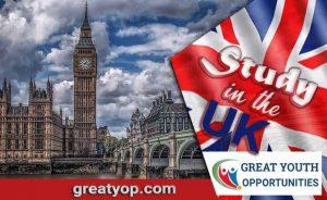 Study in the United Kingdom