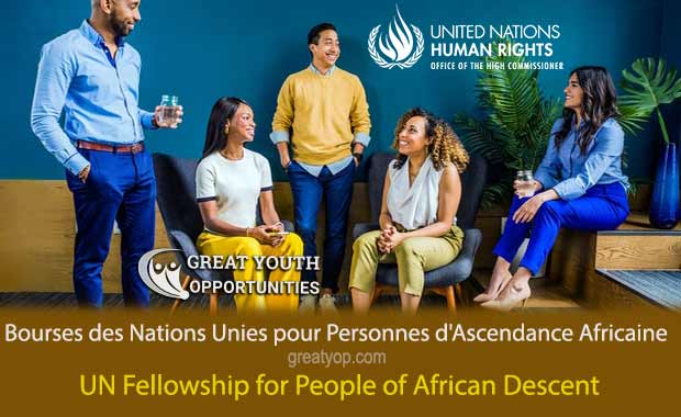Fellowship Programme for people of African descent