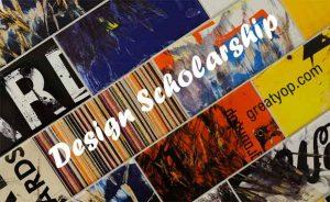 Design Scholarship Opportunities
