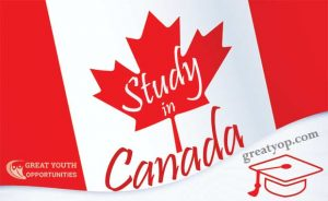 Study in Canada scholarship opportunity