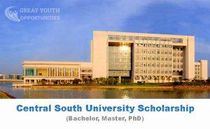 Central South University Scholarship