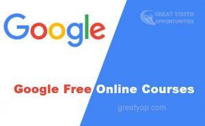 Google Free Online Courses