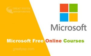 Microsoft Free Online Courses