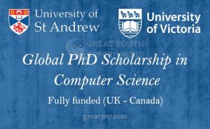 Global PhD Scholarship in Computer Science