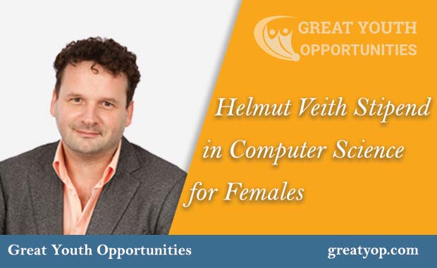 Helmut Veith Stipend in Computer Science for Females