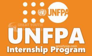 Internship Programme at UNFPA