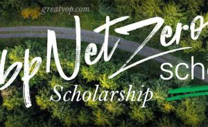 bp Net Zero Scholarship for One Young World Summit