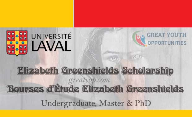 Elizabeth Greenshields scholarship program for artists at Laval University