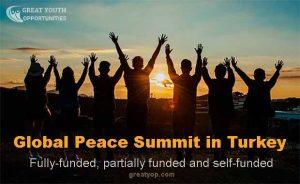 Global Peace Summit in Turkey