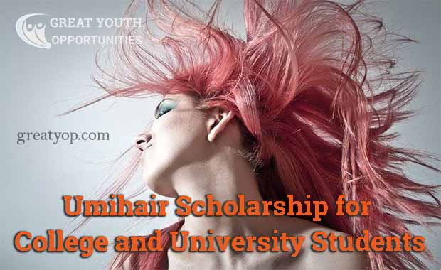 Umihair Scholarship for College and University Students