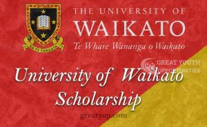 University of Waikato Doctoral Scholarship