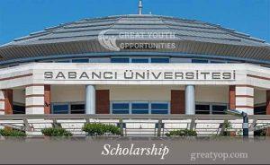 Sabancı University Undergraduate Scholarship