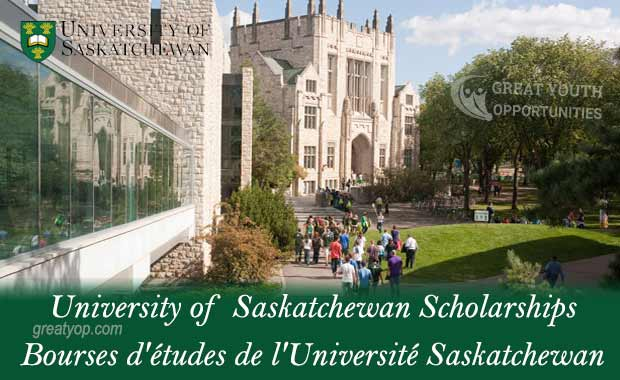 University of Saskatchewan Scholarships