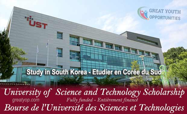 University of Science and Technology Scholarship