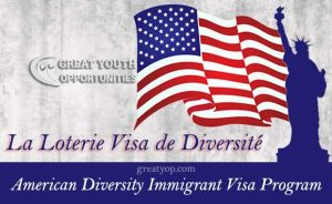 American Diversity Immigrant Visa DV lottery
