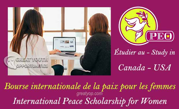 International Peace Scholarship for Women - PEO