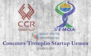 Concours Tremplin Startup Uemoa