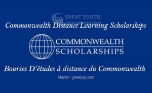 Commonwealth Distance Learning Scholarship