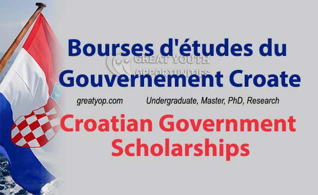Croatian Government Scholarships