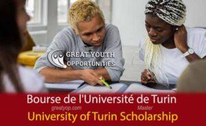 University of Turin Scholarship