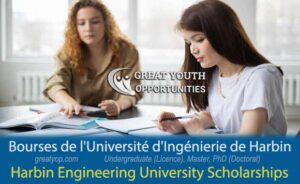 Harbin Engineering University Scholarships