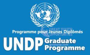 UNDP Graduate Program