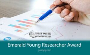 Emerald Young Researcher Award