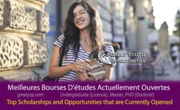 Top Scholarships and Opportunities for the current month